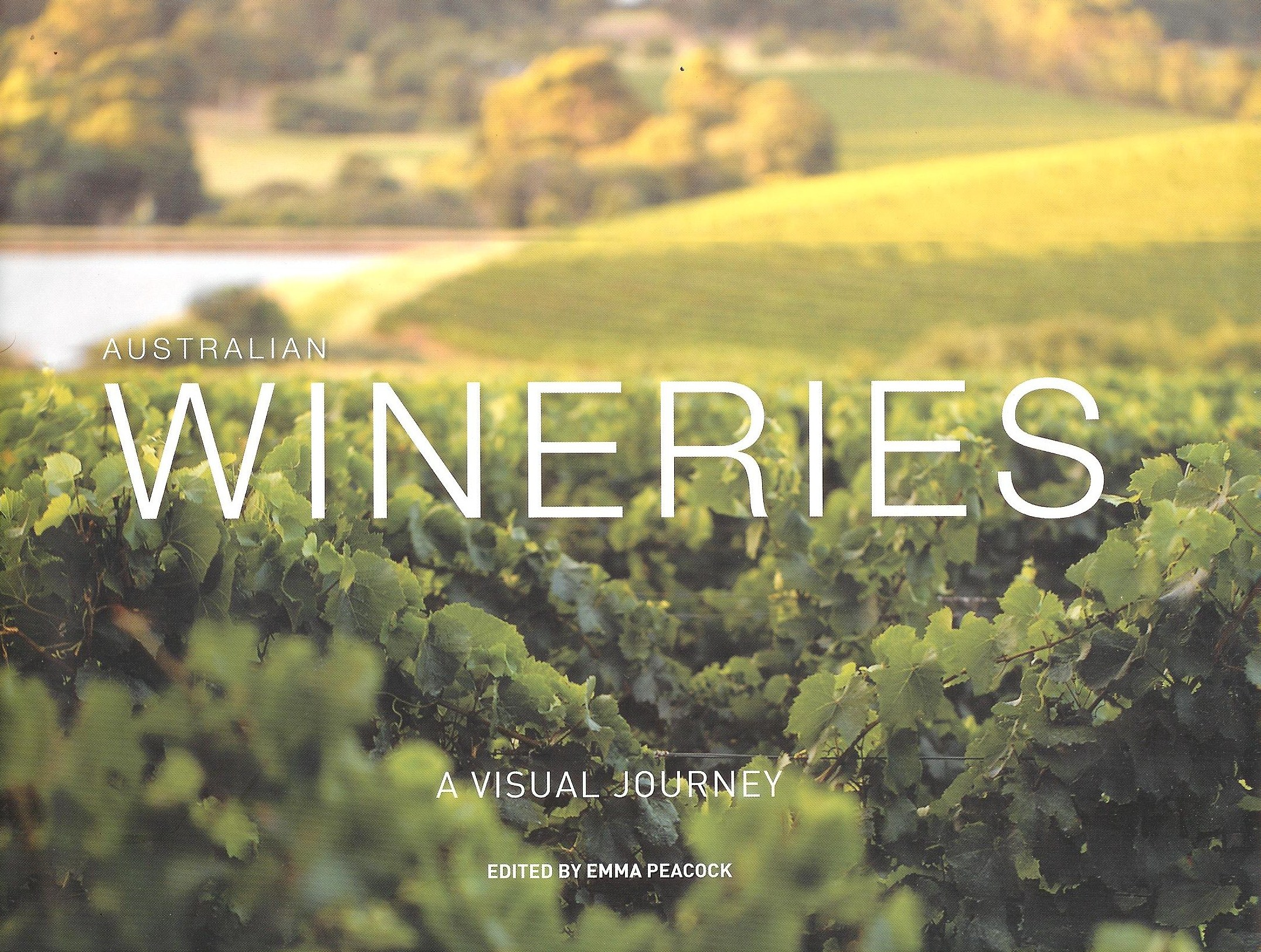 Book - Australian Wineries featuring GE - 2012