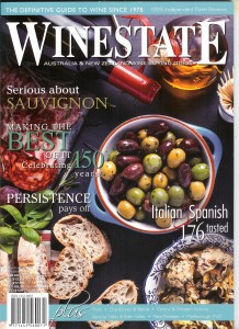 E-Newsletter Apr 2016 - Winestate front cover