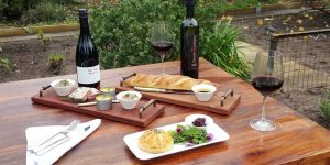 Seriously Shiraz: Dine in the Vines 5-course degustation by Steel Cutters Cottage @ Grampians Estate Cellar Door | Great Western | Victoria | Australia