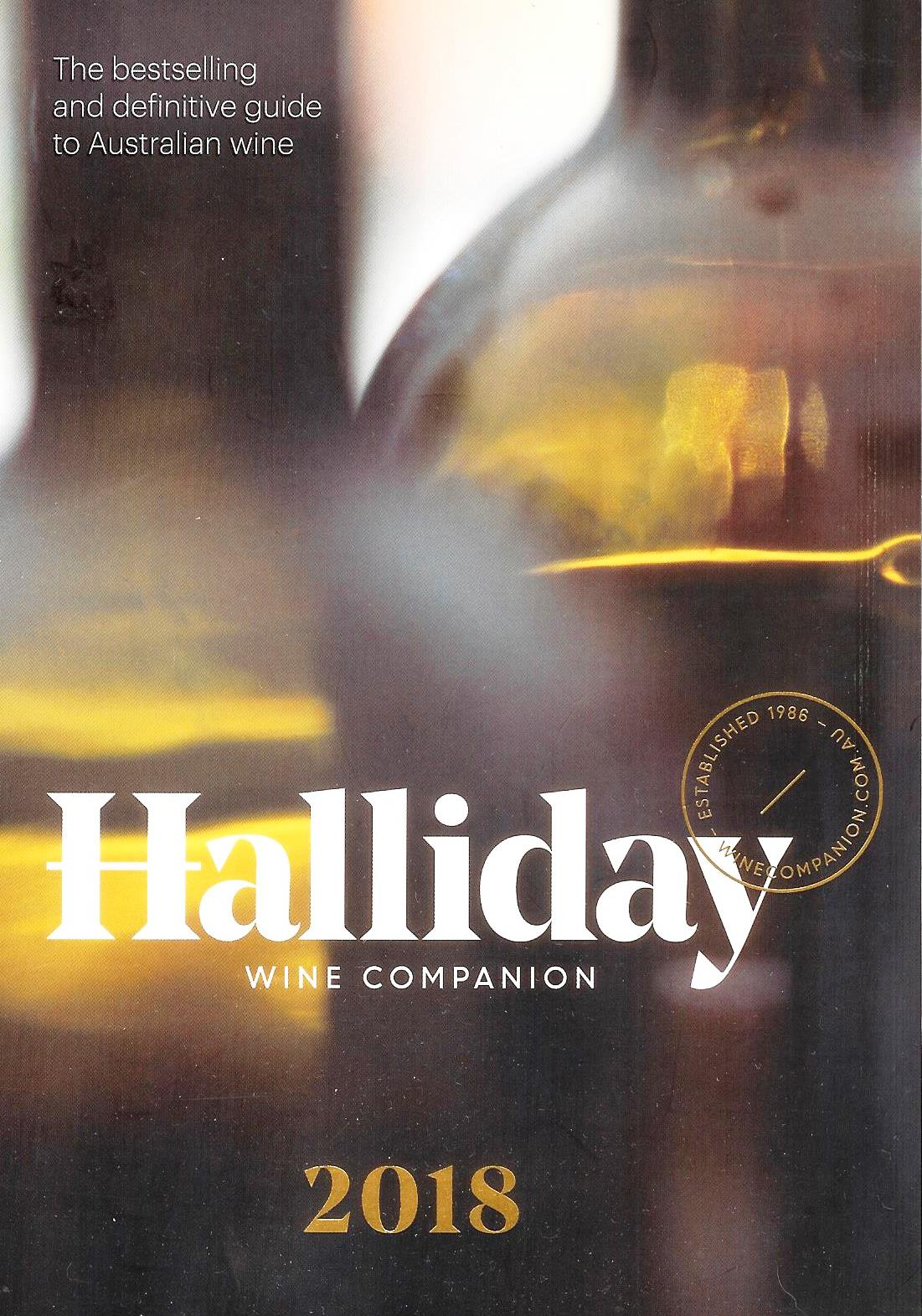 halliday wine companion 2018 grampians estate